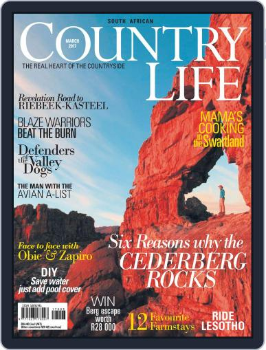 SA Country Life (Digital) March 1st, 2017 Issue Cover