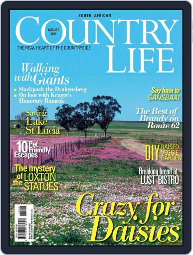 SA Country Life July 11th, 2016 Digital Back Issue Cover