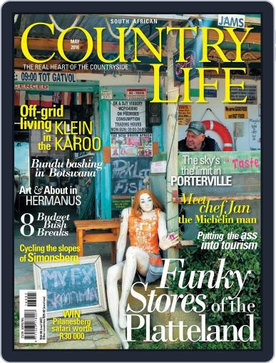 SA Country Life (Digital) April 11th, 2016 Issue Cover
