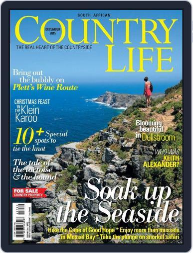 SA Country Life (Digital) November 4th, 2015 Issue Cover