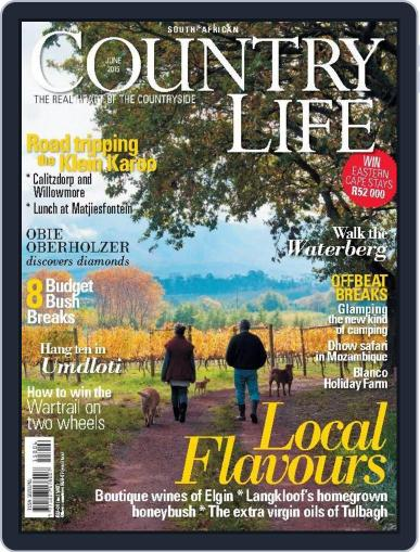 SA Country Life (Digital) May 6th, 2015 Issue Cover