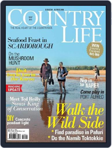 SA Country Life (Digital) April 13th, 2015 Issue Cover