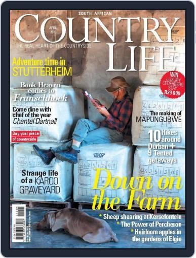 SA Country Life (Digital) March 8th, 2015 Issue Cover
