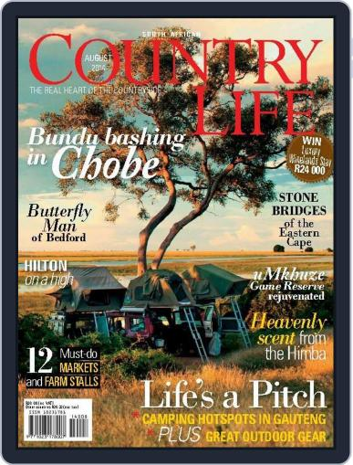 SA Country Life (Digital) July 31st, 2014 Issue Cover