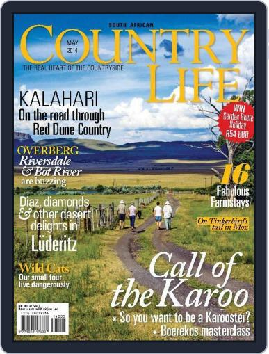 SA Country Life (Digital) April 28th, 2014 Issue Cover