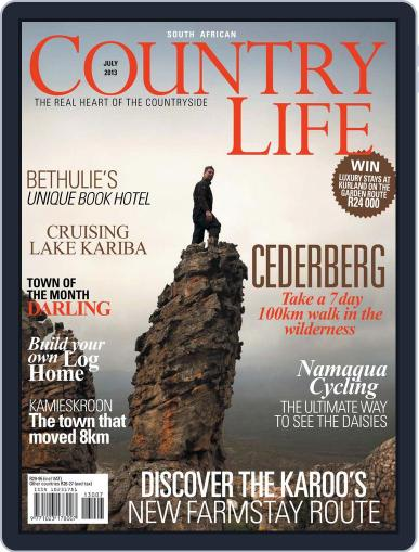 SA Country Life (Digital) June 9th, 2013 Issue Cover