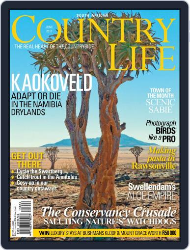 SA Country Life (Digital) May 12th, 2013 Issue Cover