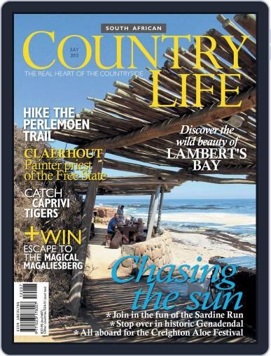 SA Country Life (Digital) June 14th, 2012 Issue Cover