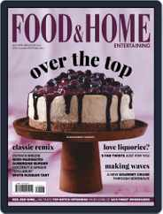 Food & Home Entertaining (Digital) Subscription July 1st, 2019 Issue