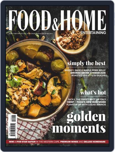 Food & Home Entertaining (Digital) June 1st, 2019 Issue Cover