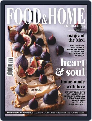 Food & Home Entertaining (Digital) May 1st, 2019 Issue Cover