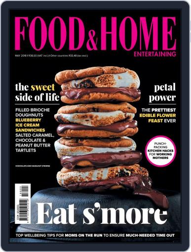 Food & Home Entertaining (Digital) May 1st, 2018 Issue Cover