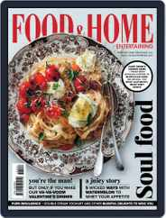 Food & Home Entertaining (Digital) Subscription February 1st, 2018 Issue