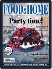 Food & Home Entertaining (Digital) Subscription January 1st, 2018 Issue