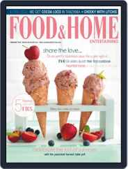 Food & Home Entertaining (Digital) Subscription January 11th, 2016 Issue
