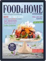 Food & Home Entertaining (Digital) Subscription November 1st, 2015 Issue