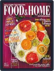 Food & Home Entertaining (Digital) Subscription July 31st, 2014 Issue