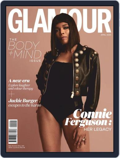 Glamour South Africa April 1st, 2020 Digital Back Issue Cover