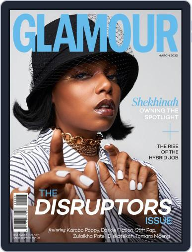 Glamour South Africa March 1st, 2020 Digital Back Issue Cover