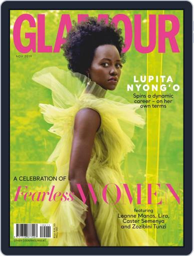 Glamour South Africa (Digital) November 1st, 2019 Issue Cover