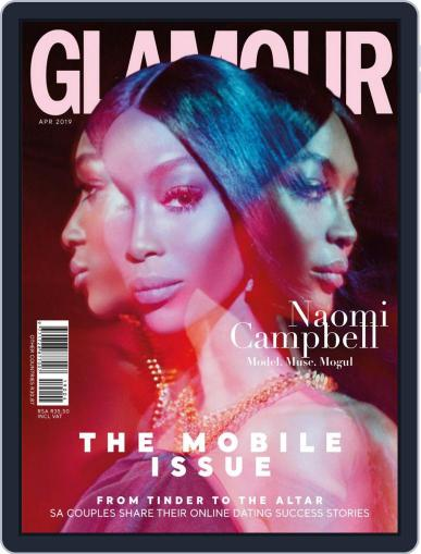 Glamour South Africa April 1st, 2019 Digital Back Issue Cover