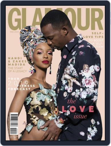 Glamour South Africa (Digital) February 1st, 2019 Issue Cover
