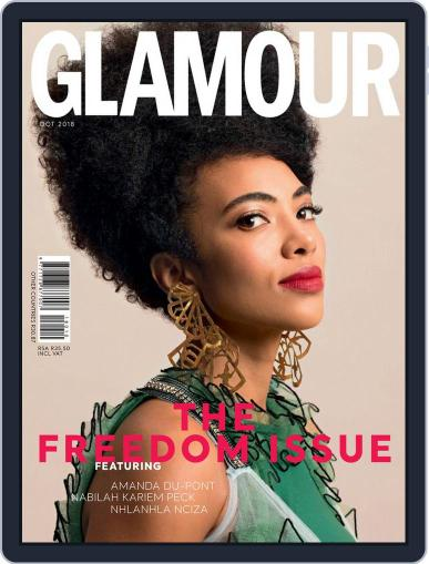 Glamour South Africa October 1st, 2018 Digital Back Issue Cover