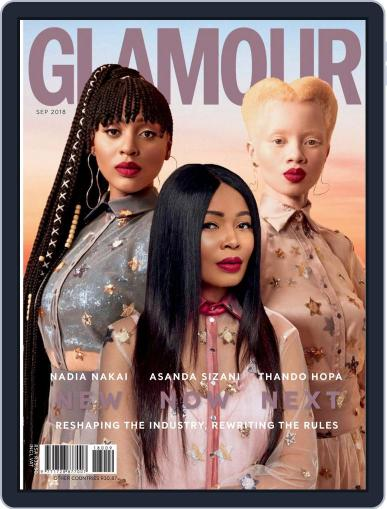 Glamour South Africa (Digital) September 1st, 2018 Issue Cover