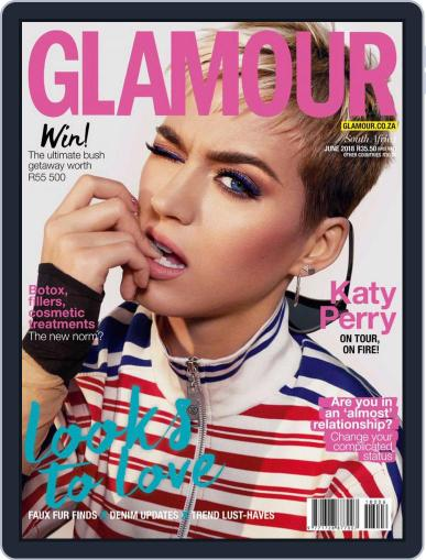 Glamour South Africa (Digital) June 1st, 2018 Issue Cover