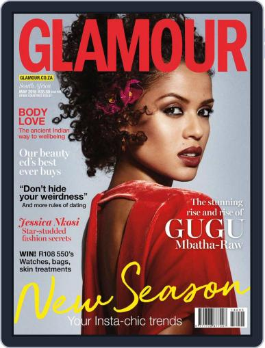 Glamour South Africa (Digital) May 1st, 2018 Issue Cover
