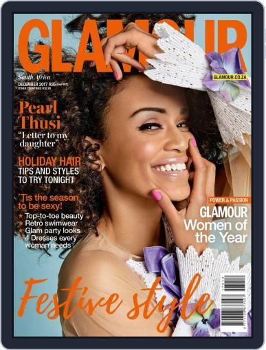 Glamour South Africa (Digital) December 1st, 2017 Issue Cover