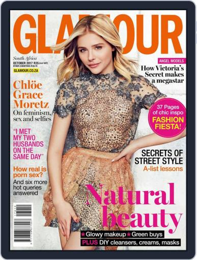 Glamour South Africa (Digital) October 1st, 2017 Issue Cover