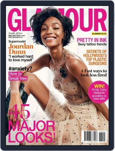 Glamour South Africa (Digital) May 1st, 2017 Issue Cover