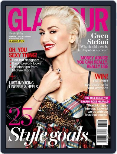 Glamour South Africa (Digital) February 1st, 2017 Issue Cover