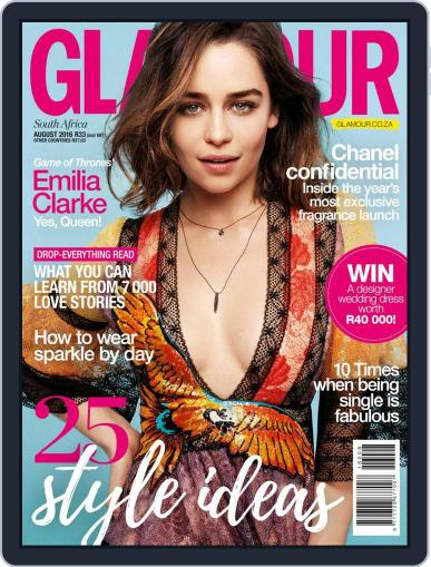 Glamour South Africa (Digital) July 24th, 2016 Issue Cover