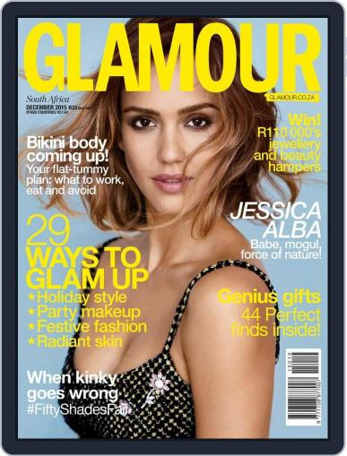 Glamour South Africa (Digital) November 11th, 2015 Issue Cover