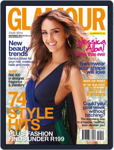 Glamour South Africa (Digital) October 22nd, 2014 Issue Cover