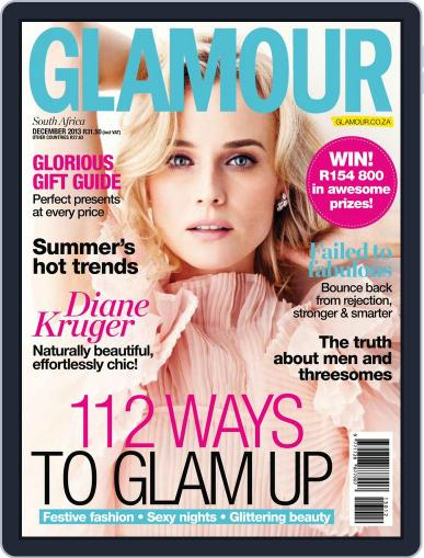 Glamour South Africa (Digital) November 19th, 2013 Issue Cover