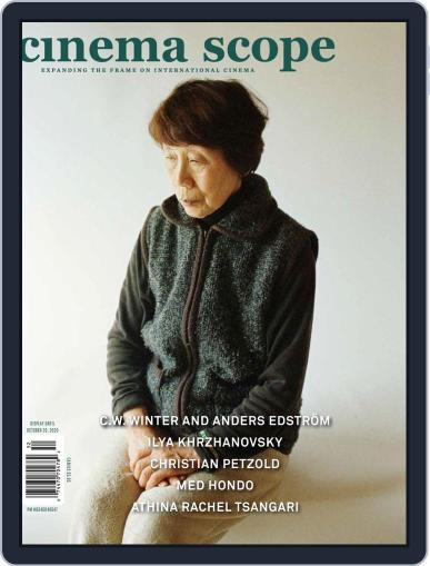 Cinema Scope (Digital) June 15th, 2020 Issue Cover