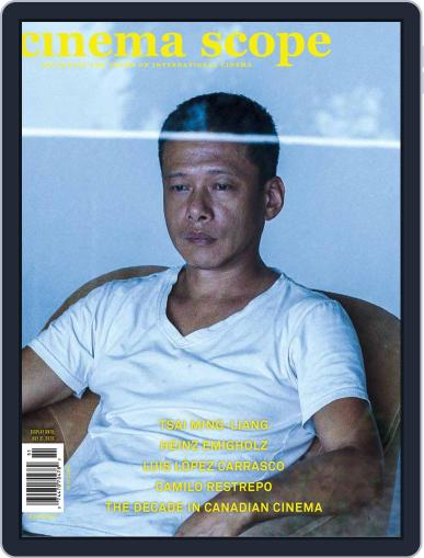 Cinema Scope (Digital) March 16th, 2020 Issue Cover