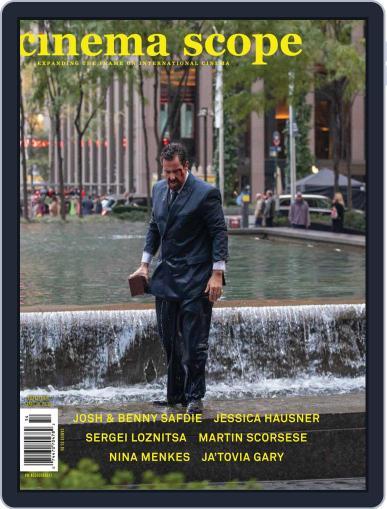 Cinema Scope (Digital) December 11th, 2019 Issue Cover