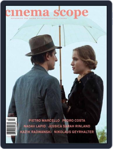 Cinema Scope (Digital) August 27th, 2019 Issue Cover