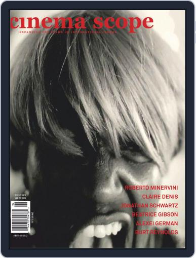 Cinema Scope (Digital) December 12th, 2018 Issue Cover