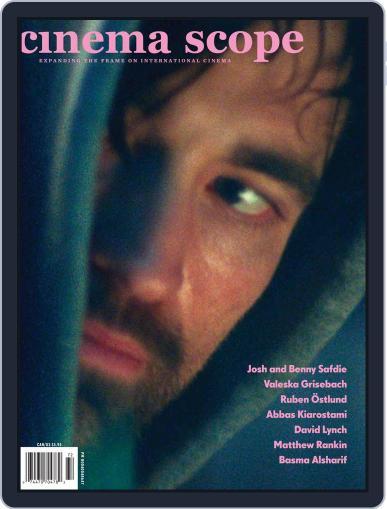 Cinema Scope (Digital) June 14th, 2017 Issue Cover