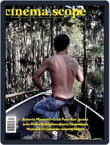 Cinema Scope (Digital) January 1st, 2017 Issue Cover
