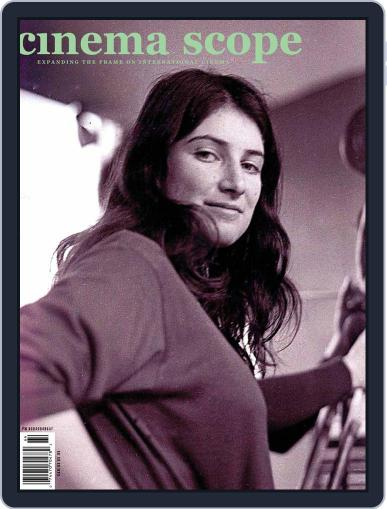 Cinema Scope (Digital) December 1st, 2015 Issue Cover