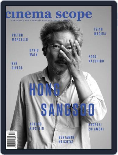 Cinema Scope (Digital) September 1st, 2015 Issue Cover