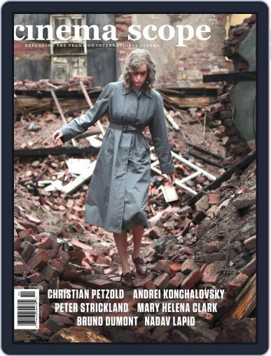 Cinema Scope (Digital) December 29th, 2014 Issue Cover
