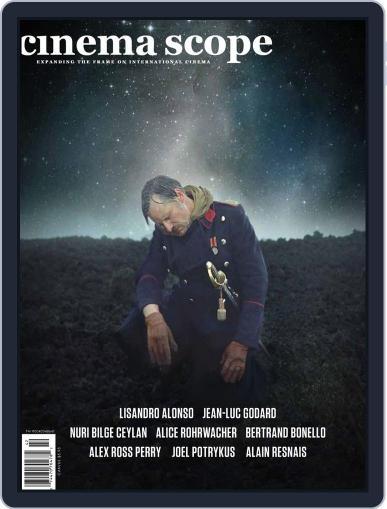 Cinema Scope (Digital) June 30th, 2014 Issue Cover
