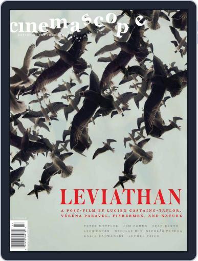 Cinema Scope (Digital) September 18th, 2012 Issue Cover